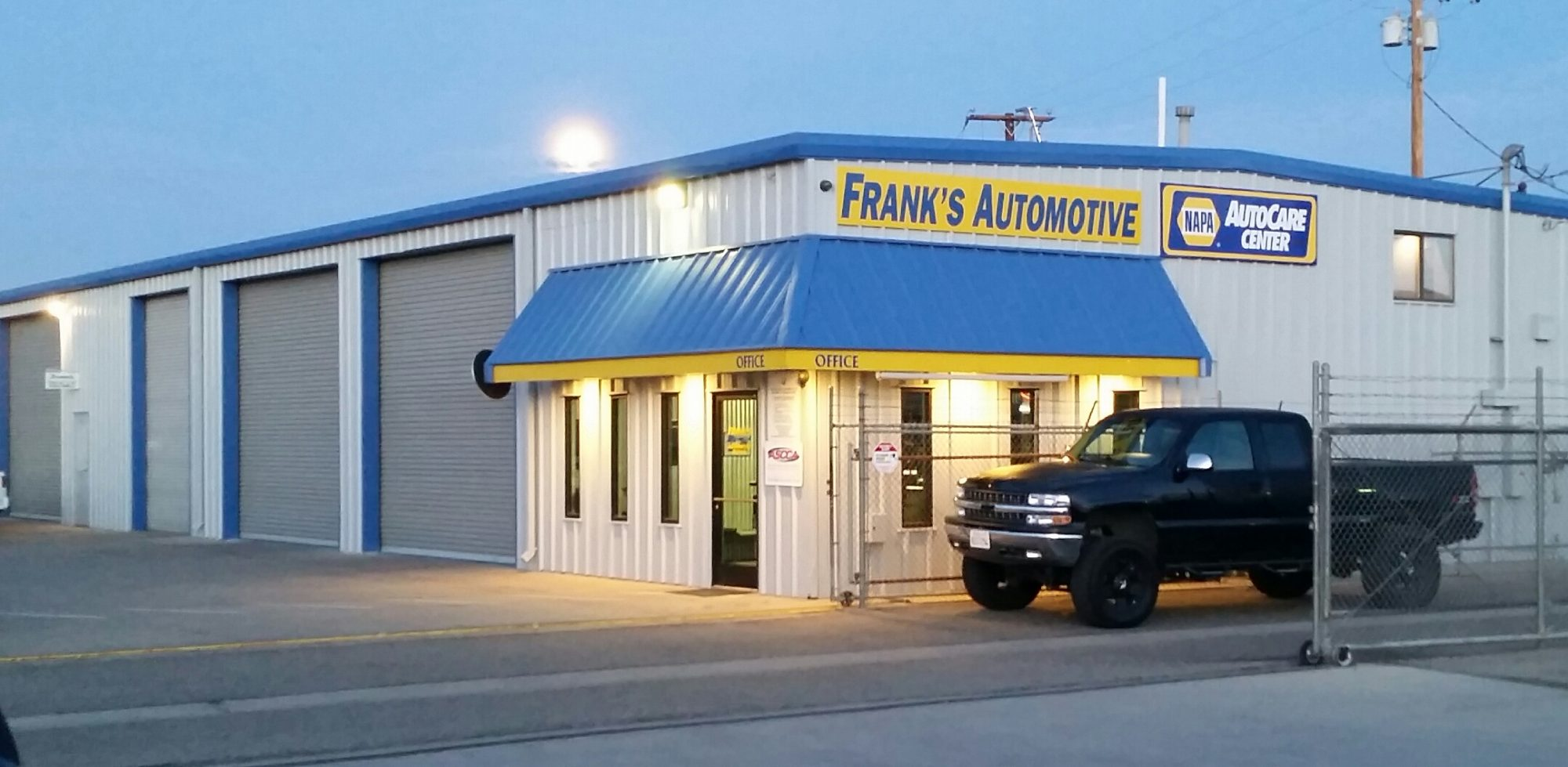 Auto Transmission Repair >> Tulare's Franks Automotive Repair Shop Photos
